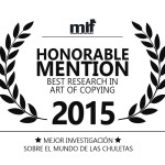 mencion especial del jurado_Homenaje Mejor investigación sobre el mundo de las chuletas