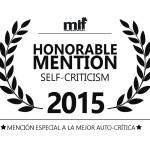 mencion especial del jurado_Homenaje auto critica
