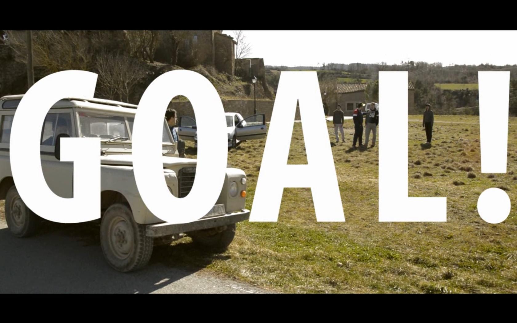 Goal - Caratula