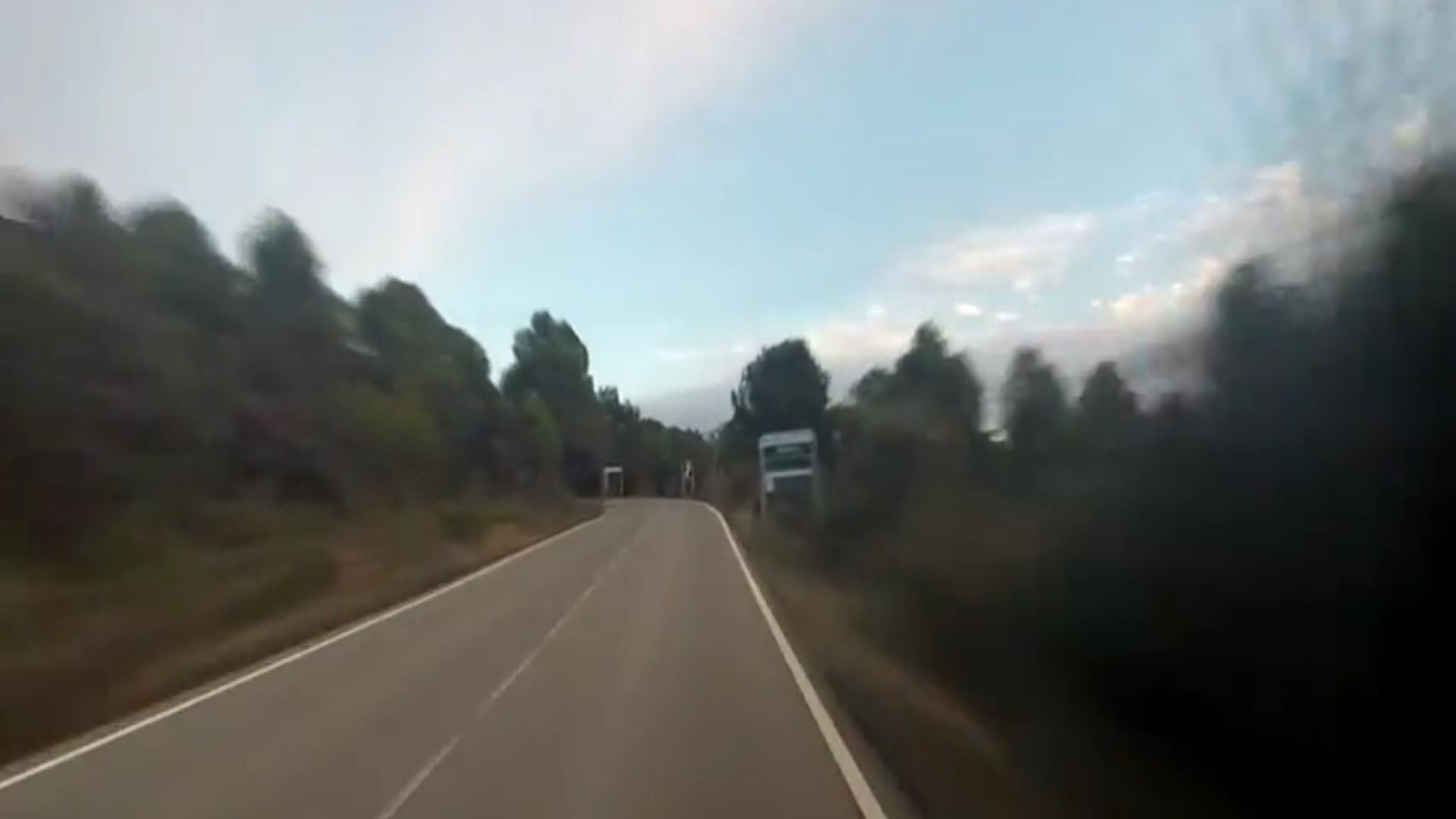 Road to Torreciudad (Pàdua)