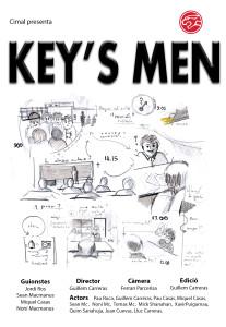 key's men - caratula