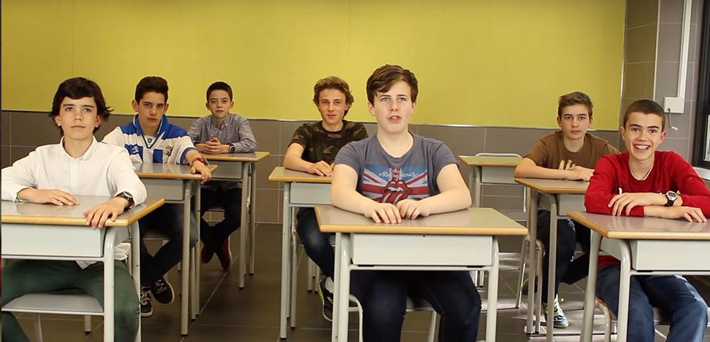 La clase (Rueiro)